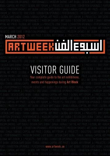 VISITOR GUIDE - Art Dubai