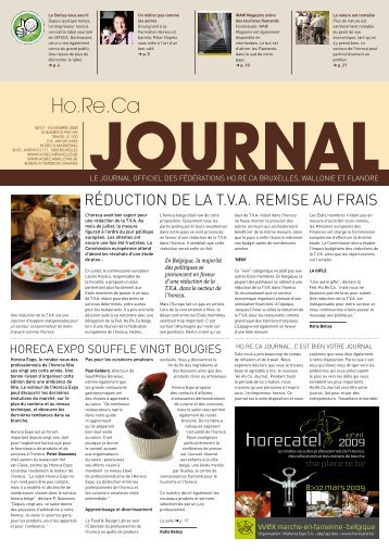 Ho.Re.Ca - Fédération Horeca Wallonie