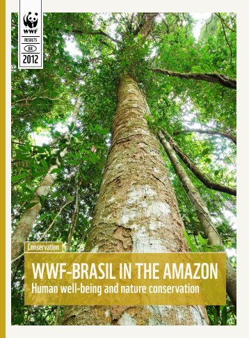 WWF-BRASIL IN THE AMAZON