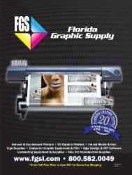 Download Catalog - Florida Graphic Supply