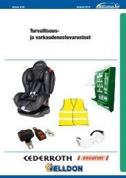 Turvallisuusvarusteet - Koivunen Oy