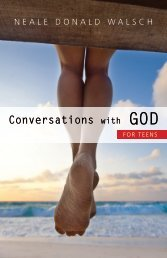 Conversations with GOD - Red Wheel/Weiser