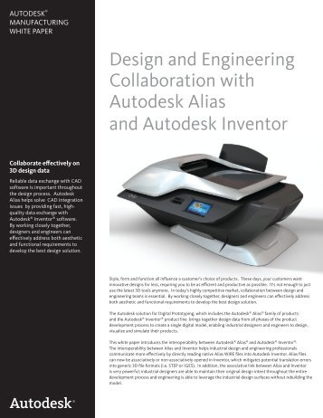 Design and Engineering Collaboration with ... - Applied Software