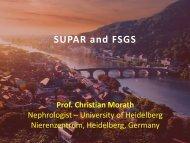 SUPAR and FSGS - 1