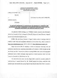 Case 4:08-cv-00137-JHM-ERG Document 27 Filed 01/08/2009 ...