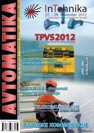 TPVS 2012 - Avtomatika