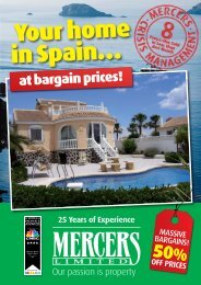 July 2009 Brochure 2MB View - Spanish Property