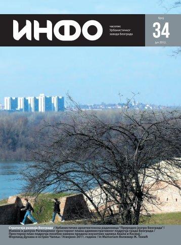 Природно језгро Београда