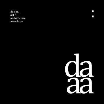 daaa - design, art & architecture associates