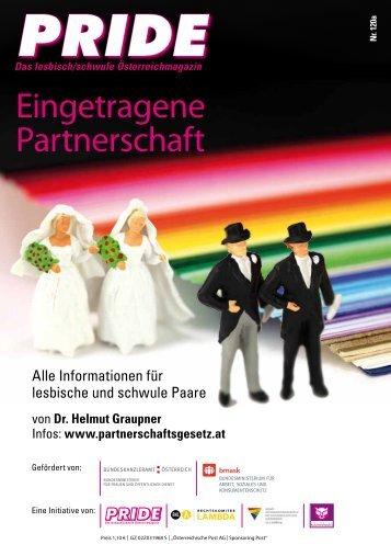 pride - Die Eingetragene Partnerschaft