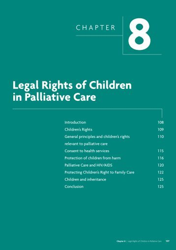 Legal rights of children in palliative care (HPCA).pdf - International ...