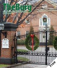 December 2009 - theBurg