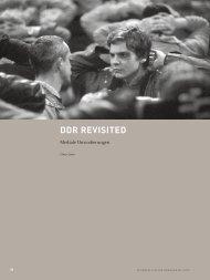 DDR REVISITED - Bertz + Fischer