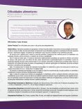 Dificuldades alimentares: - Abbott Nutrition - Page 2