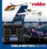 Neuheitenkatalog 2013 Download - Robbe