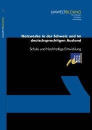 Netzwerke in der Schweiz und im deutschsprachigen Ausland