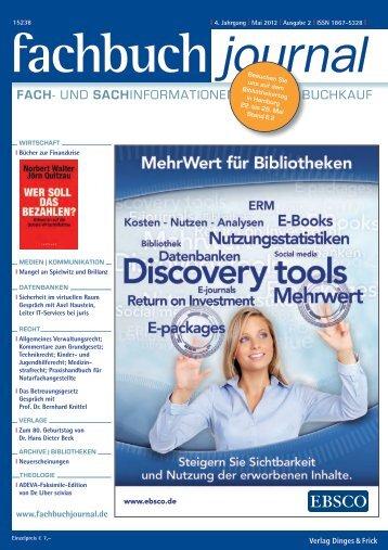 Download (PDF, 5.9 MB) - Fachbuch-Journal