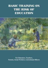 The Risk of Education - AVSI-USA