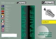 Pressure Filters SF German - Stauff