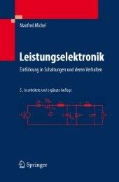 Leistungselektronik: Einführung in Schaltungen und ... - Furys-Mod