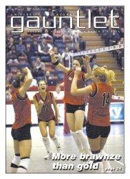 PDF Edition - The Gauntlet