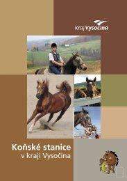 Koňské stanice - Extranet - Kraj Vysočina