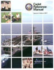Cadet Reference Manual 2012.pdf - Westinghouse College Prep