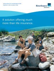 Life Insurance with Long Term Care Coverage