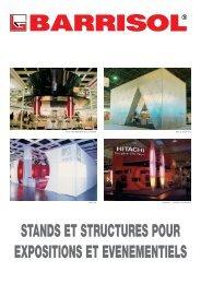 Télécharger la brochure des Stands (PDF) - Barrisol