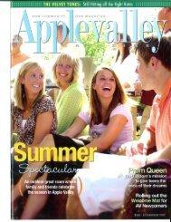 Apple Valley Magazine