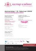 Flyer - Cultureclubbing - Page 2
