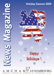 News Mag Holiday 2005.indd - The American Chamber of ...