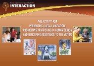 Общественная организация «Взаимодействие ... - IOM Moldova
