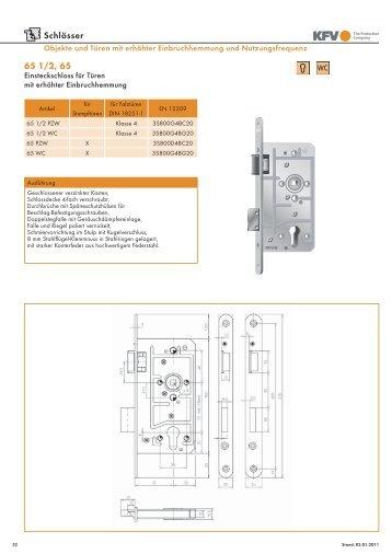 Objekte und Türen mit erhöhter Einbruchhemmung - Aachener ...