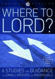 Where to Lord?-Wkbk txt-art - Matthias Media