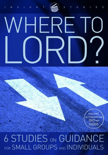Where to Lord?-Wkbk txt-art - Matthias Media