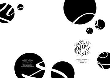 L'esprit viennois« - Le Grand Bal