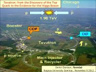 Tevatron: from the Discovery of the Top Quark to the Evidence for ...