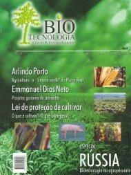 Revista Biotecnologia