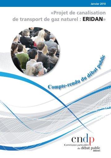 Compte-rendu - Commission nationale du débat public
