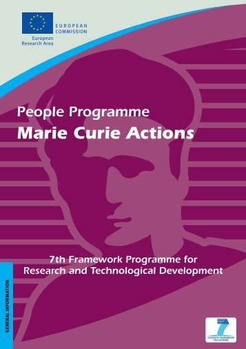 Marie Curie Actions - Benoit Bardy