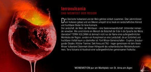 DAS Weinfest der Region!