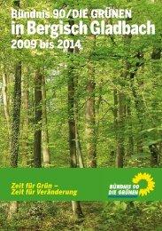 in Bergisch Gladbach - Grüne Bergisch Gladbach
