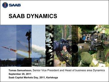 Presentation - Saab