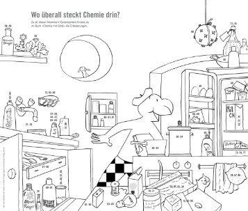 Wo überall steckt Chemie drin? - Globi Verlag