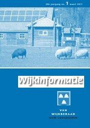 maart 2011 - Komloosduinen