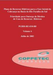 volume 6 - Laboratório de Hidrologia e Estudos do Meio Ambiente ...