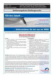 Verschiedenes - Schleswig-Holsteinisches Ärzteblatt