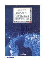 Demografia e Desenvolvimento - adelinotorres.com