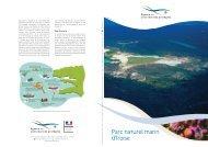 Parc naturel marin d'Iroise - CROS de Poitou-Charentes